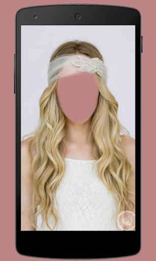 Bridal Hair Headband Montage