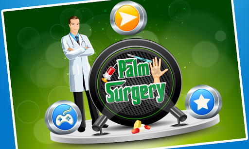 Palm Surgery Doctor Game