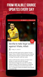 Atletico News - app for Atletico Madrid Fans - náhled