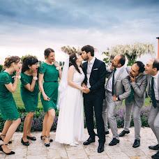 Fotografo di matrimoni Vitalik Gandrabur (ferrerov). Foto del 29.08.2019