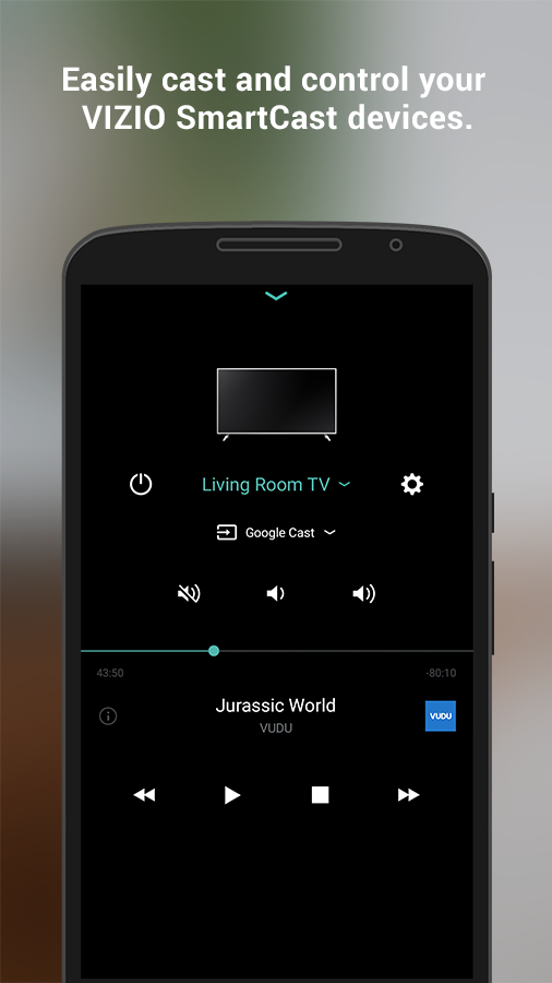 VIZIO SmartCast™- screenshot