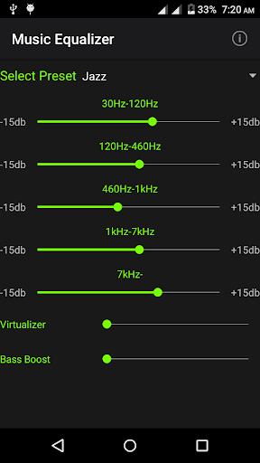 Music EQ Pro screenshot 7