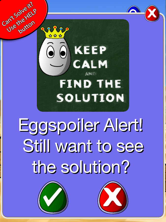 EggScrambled- screenshot