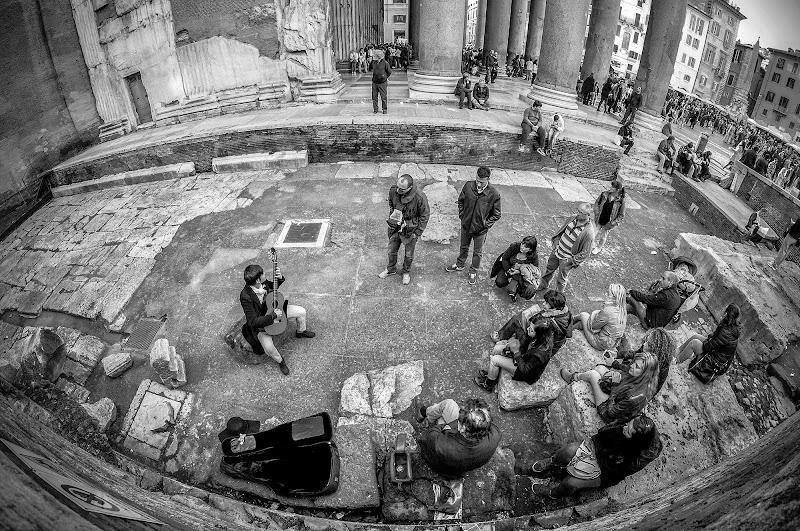 Musica in città di Maurizio Valentini