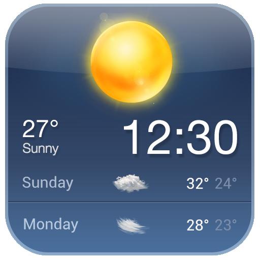 Free Weather Report Widget
