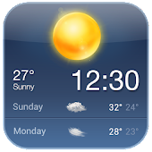 Free Weather Report Widget