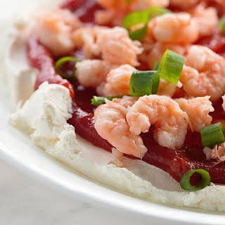 Four-Layer Shrimp Dip.