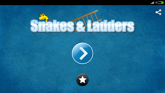 Snakes and Ladders Screenshot