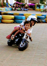 Photo: Mini-Motorrad