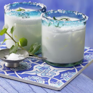 Turkish Yogurt Drink.