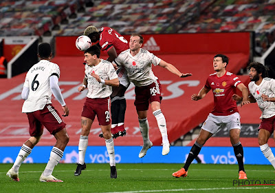 Premier League : Aubameyang donne la victoire à Arsenal face à Manchester United