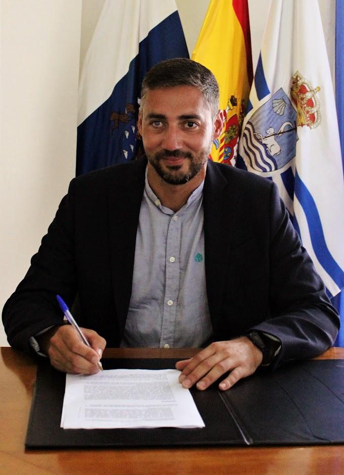 Concejal D. Luis Piñero Falcón