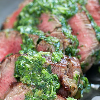 Beef Medallions with Chimichurri Sauce Recipe
