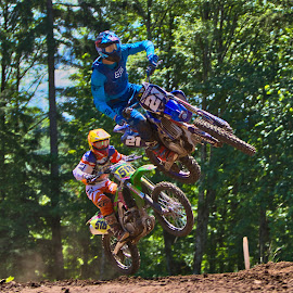by Jim Jones - Sports & Fitness Motorsports ( motorcycle, motorsport, racing, motocross, motorcycles, moto )