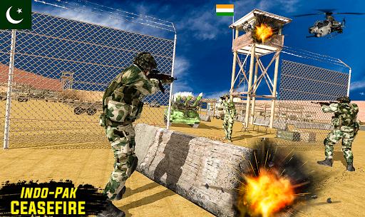 Code Triche Indo-Pak Ceasefire : IGI Combat Mission WW2 APK MOD screenshots 5