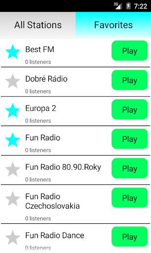 斯洛伐克电台在线
