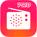 Rádios Brasil PRO icon