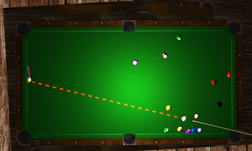 Master Pool Ball 2017- screenshot thumbnail