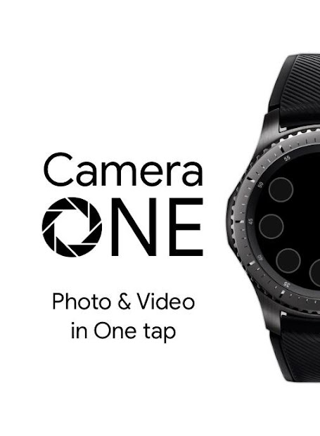 Camera One for Samsung Watch Android App Screenshot