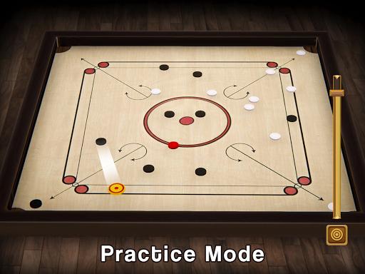 Carrom Multiplayer - 3D Carrom Board Games Offline Screenshots 4
