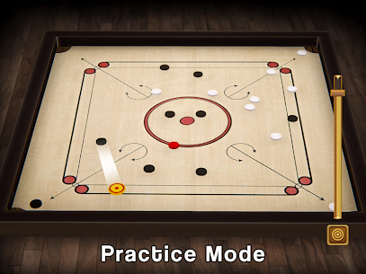 Carrom Multiplayer – 3D Carrom Board Game 4