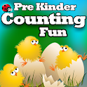 Pre Kinder Counting Fun icon