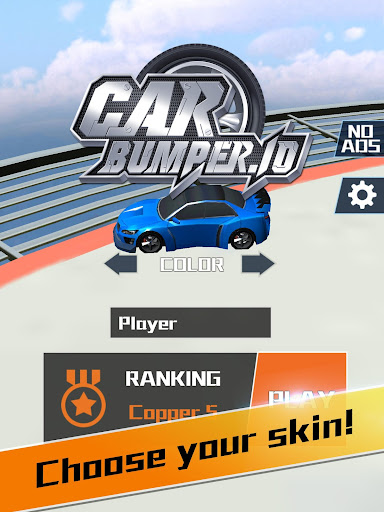 Car bumper.io - Roof Battle 1.0.2 screenshots 5
