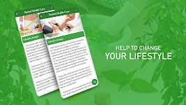 screenshot of Herbal Health Care
