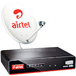 TV Channels for Airtel Digital TV - Airtel DTH TV Icon