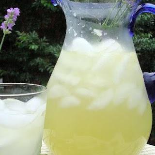 French Lavender Lemonade.