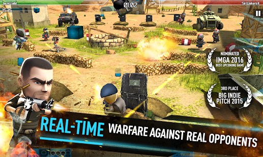 WarFriends: PvP Shooter Game- gambar mini screenshot
