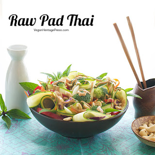 Raw Pad Thai Recipe