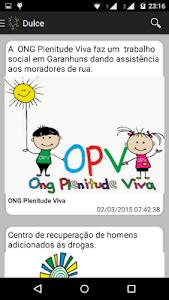 Dulce App - Doações screenshot 4