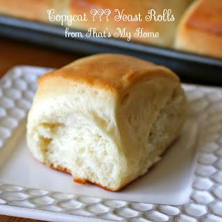 ??? Yeast Rolls