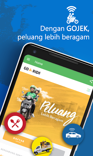 Join Driver Gocar Gojek Guide Terbaru 3.0.0 screenshots 3