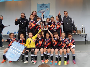Photo: F10 Div 1 2015 Boucherville Tournament Champions!!