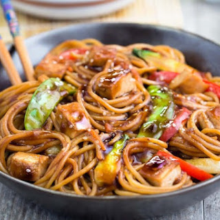 Chicken Chow Mein Sauce Recipes
