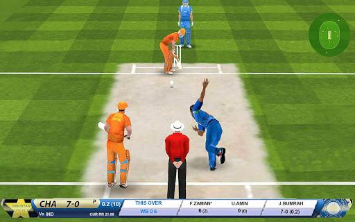 Jeux de cricket Bigg Boss en direct; Real Cricket  captures d'écran 2