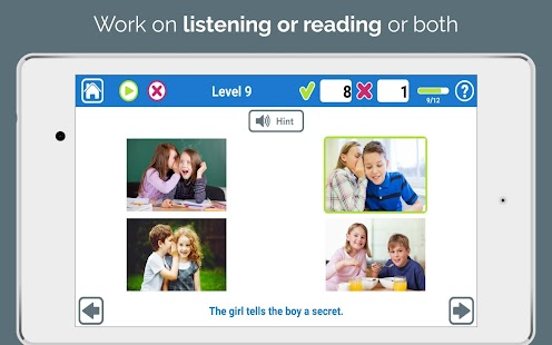 Advanced Comprehension Lite - náhled