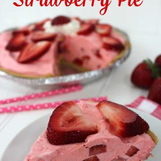 Quick & Easy Strawberry Pie