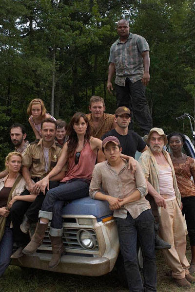 The Walking Dead Season 1 Episode 5 Wildfire