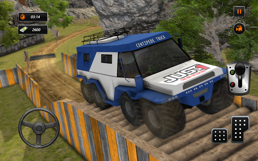 Off road Jeep Parking Simulator: Car Driving Games 1.4 screenshots 9