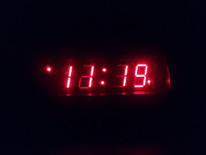 """Photo: Project 365 Day 279-Almost Missed A Day  A few minutes after I laid down in bed I sat up and said""""**it, I forgot to take a photo today!"""""""