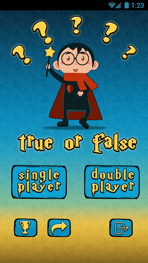 Quiz Harry Potter Multiplayer 1.1 screenshots 1