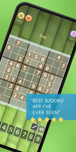 Sudoku Android App Screenshot