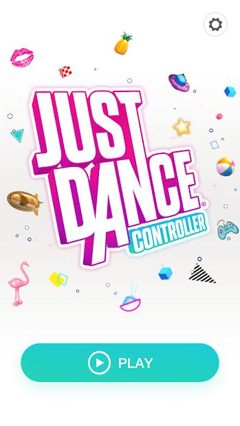 Just Dance Controller Android App Screenshot