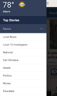 Local10 News - WPLG- screenshot thumbnail