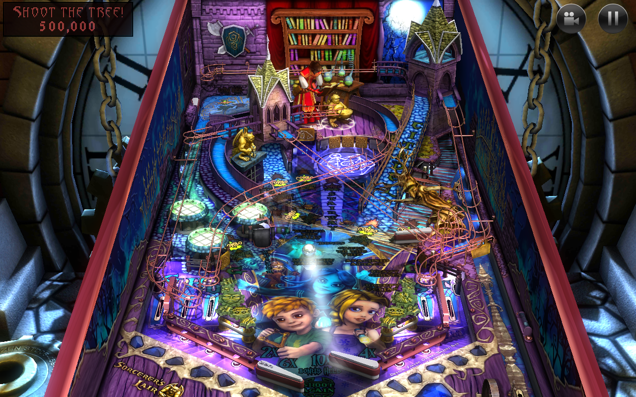 Phone Pinball For Android Phone zen pinball android apps on google play screenshot
