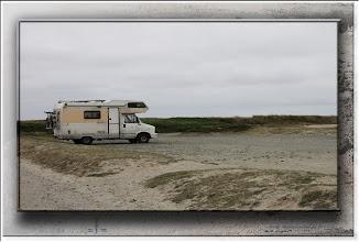 Foto: allein am Strand
