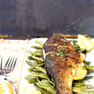 Cooking Fish Grill Pan Recipes